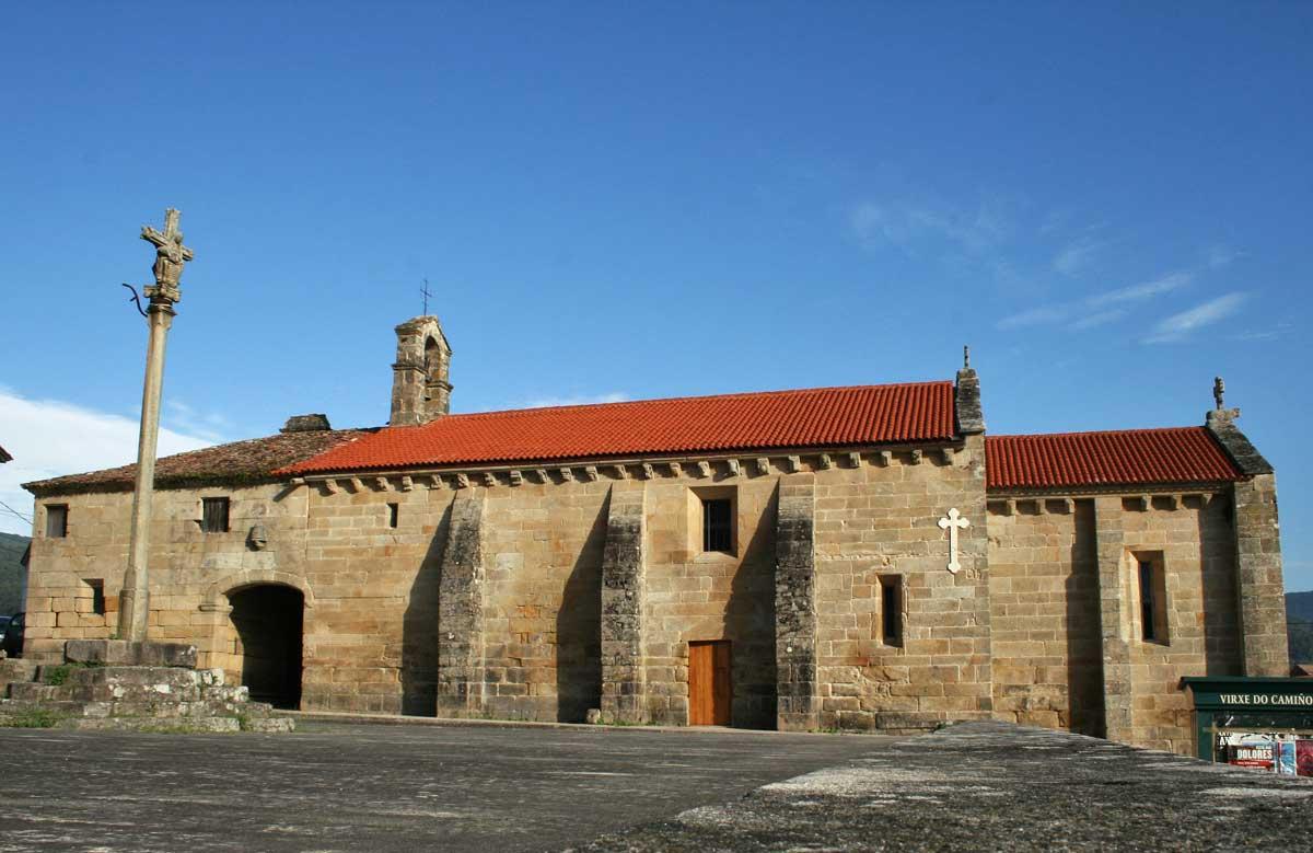 Santuario de la Virxe do Camiño